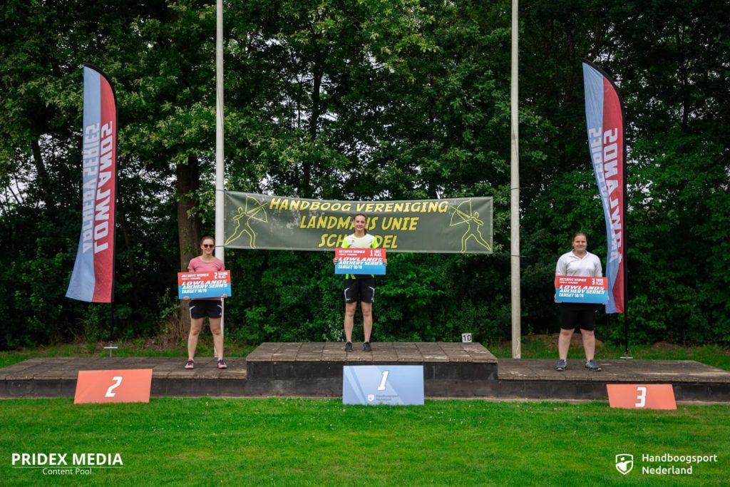 Ber podium Lowlands stage 3